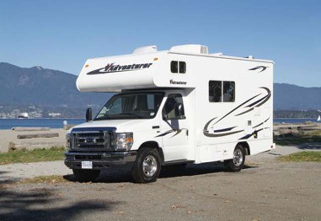 Go North Motorhome 19feet