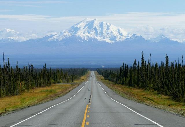 Roadtrip USA Alaska